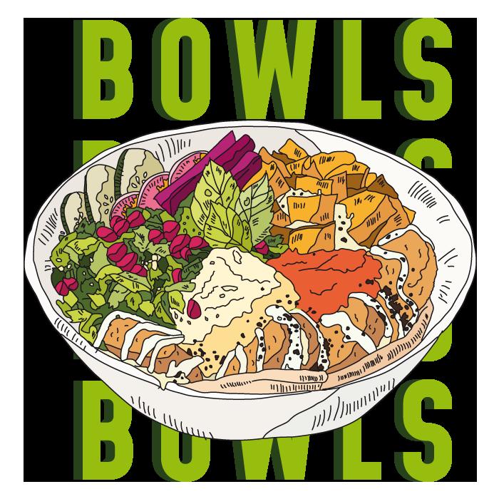 Falafelo-Bowl